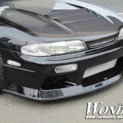 CMW Silvia s14 Zenki Front Bumper 1