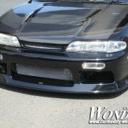 CMW Silvia s14 Zenki Front Bumper 2