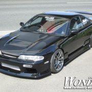 CMW Silvia s14 Zenki Front Bumper 4