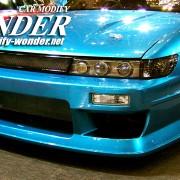 CMW s13 silvia front Bumper 1