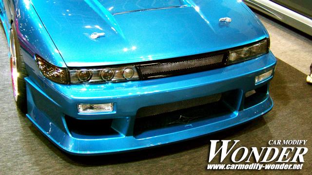 CMW s13 silvia front Bumper 2