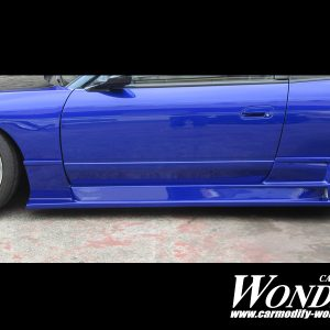 Glare s13 Silvia Side Skirts