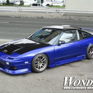 Car Modify Wonder 240sx/180sx Glare Full Body Kit
