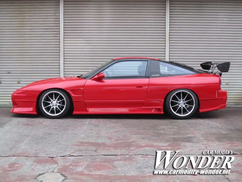 Car Modify Wonder 180sx Body Kit 4