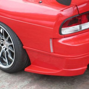 Glare 240sx 180sx SD 50mm Rear Fenders