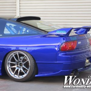Glare 180sx 240sx 30mm Rear fenders