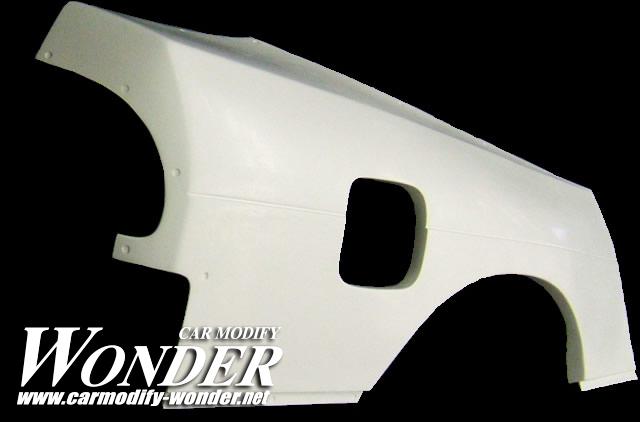 Car Modify Wonder Rear Overfenders 30mm 180sx 2