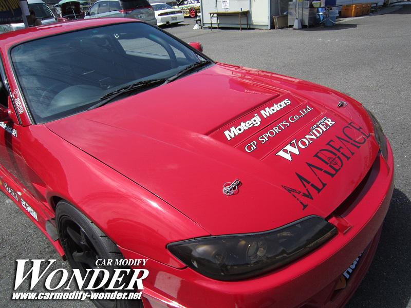 Car Modify Wonder s15 Hood 3 lotus glare 1
