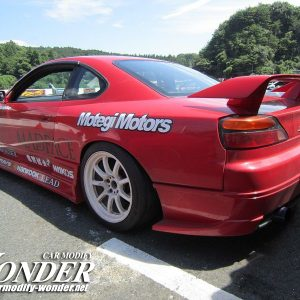 Glare Nissan Silvia s15 Side Skirt