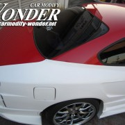 Car Modify Wonder s15 rear 50mm GT Fender 9