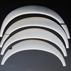 Glare Nissan S15 silvia Type-2 Fender Flares