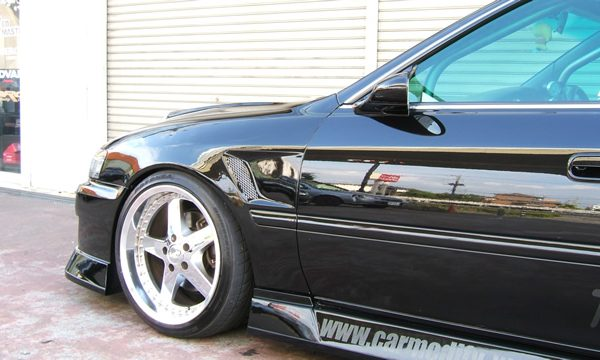 SHADOW TOYOTA JZX100 CHASER