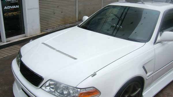 SHADOW TOYOTA JZX100 Mark ii Hood