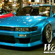 CMW s13 silvia front Bumper 3