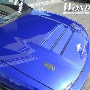 Glare Nissan S14 Silvia Lotus Kouki Hood