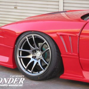 Glare 180sx 240sx GT Front Fenders 30mm