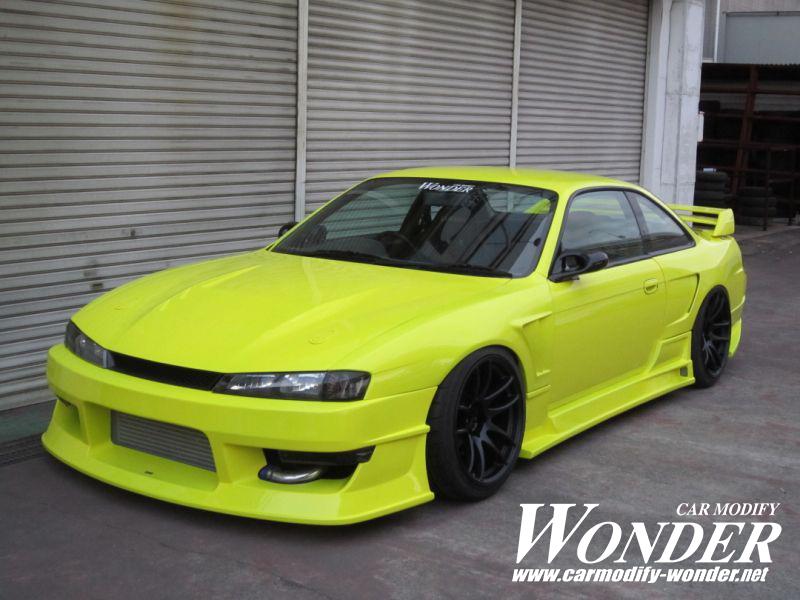 Car Body Kits >> Wonder S14 Glare Kouki Body Kit