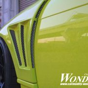 Glare Silvia S14 Kouki GT Front Fenders 30mm