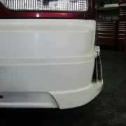 Glare Rear Bumper Option Type 2