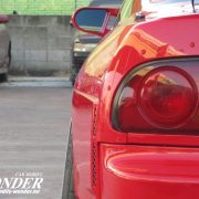 Rear GT 180sx 30mm 4 a