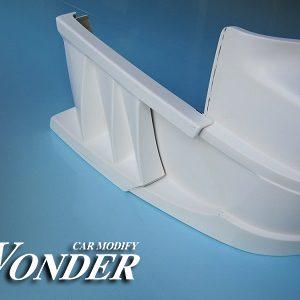 Glare Rear Bumper Option Type 3