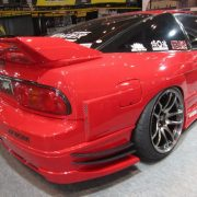 Wonder Rear 180sx GT 50mm Fender 1