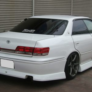 SHADOW TOYOTA JZX100 Mark ii Rear Bumper