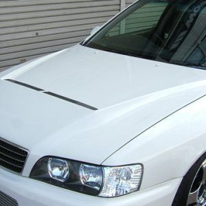Shadow Toyota JZX100 Chaser Hood