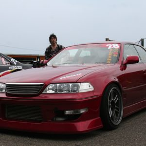 SHADOW TOYOTA JZX100 Mark ii Body Kit