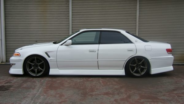 SHADOW TOYOTA JZX100 Mark ii Side Skirts