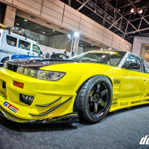 Glare Nissan Silvia s13 SD 30mm Front Fenders