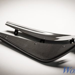 Glare Front Bumper Option Type 1B