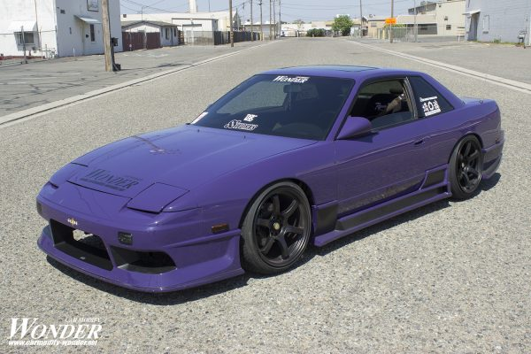 Wonder S13 Onevia Silvia Glare Body Kit
